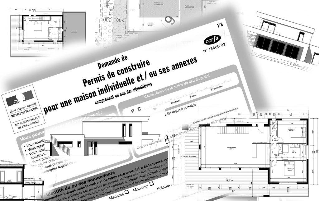 DB Construction - Permis de construire